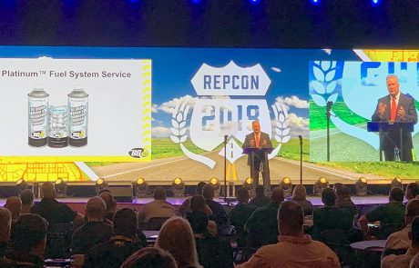 Repcon 2018 event led wall