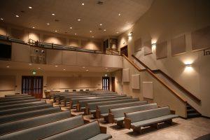 churches audio visual