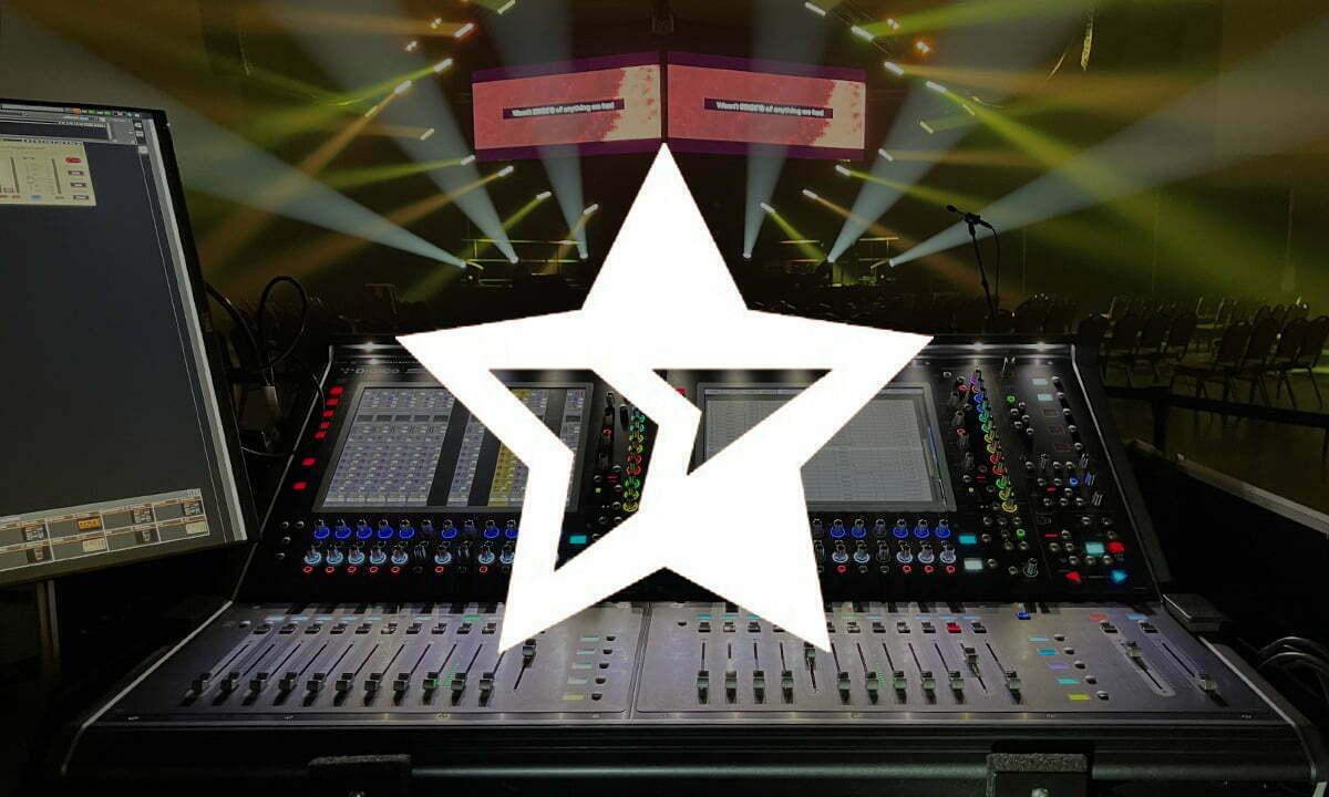 SMC STUMO Relevant Audio Visual Video Lighting with logo