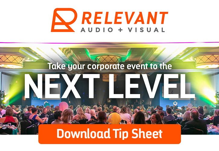 Take Your Corporate Event to the Next Level