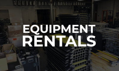 We have one of the largest inventories of audio, visual, and lighting rentals in the state of Kansas.