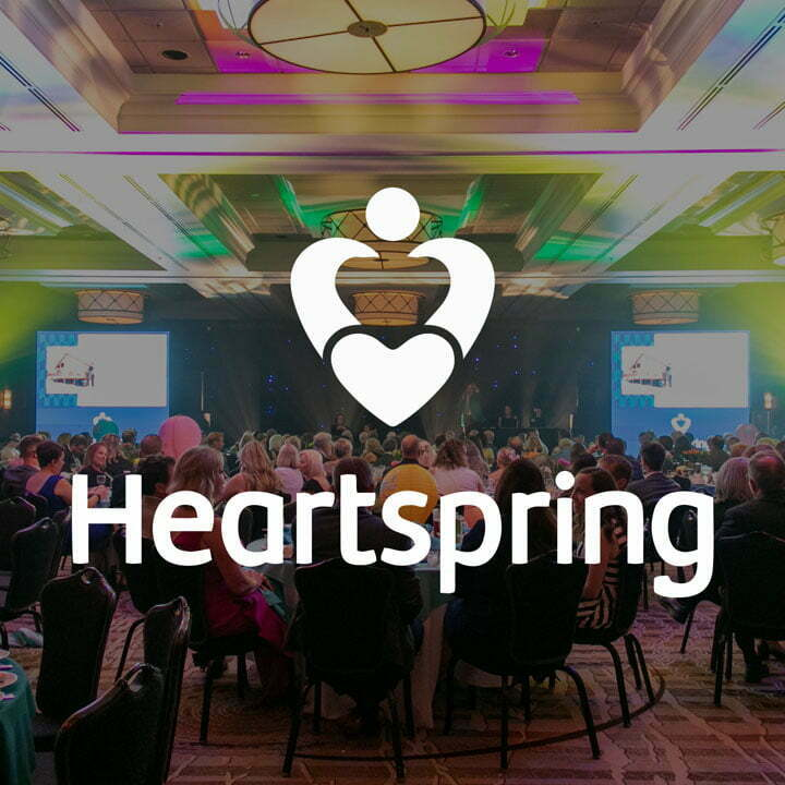 Heartspring Light Your Heart Nonprofit Gala Event Relevant Audio Visual